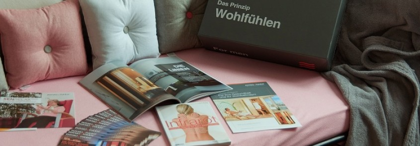 Physiotherm Infrarotkabine – Aktionen